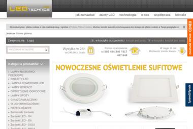 LEDtechnics - IRM sp. j. - Architekt Bielsko-Biała