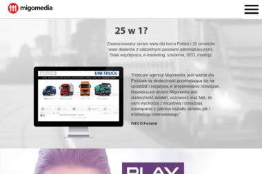 Migomedia - Systemy CMS Warszawa