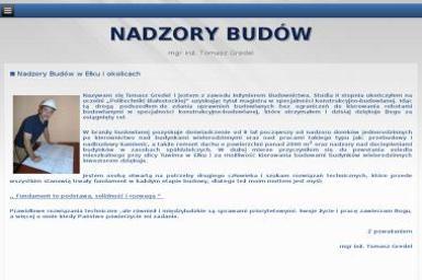 """BUDOWNICTWO OGÓLNE """"LADZIŃSKI"""" - Nadzór budowlany Ełk"""