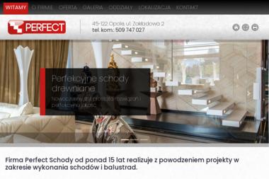 Z.P.H.U. Perfect - Balustrady Opole