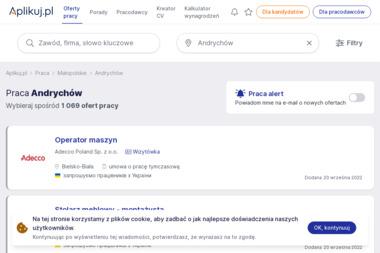 Praca-andrychow.pl - Kancelaria prawna Bielsko-Biała