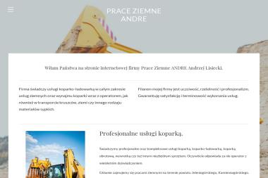 PRACE ZIEMNE ANDRE - Wzmacnianie Fundamentów Karpniki