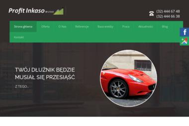 PROFIT INKASO Sp. z o.o. - Wykup Długów Tychy