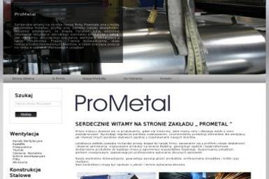 Prometal S.C. - Rekuperacja Będzin