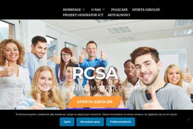 RCSA Rzeszów - Ubezpieczenie firmy Rzeszów