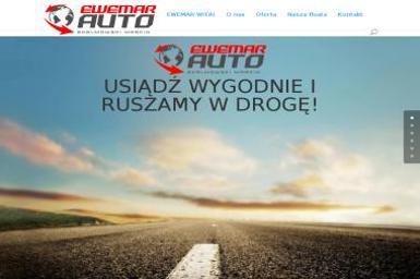 EweMar-AUTO Saklmowski Marcin Przewozy Autokarowe - Transport Osób Mikołajki Pomorskie