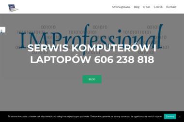 IMProfessional - Obsługa klienta, help desk Kiernozia
