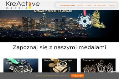 KreActive Angelika Koczela - Drukowanie Etykiet Strzyżów