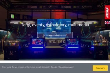 4MAX Group Katowice Sp. z o.o. - Imprezy Integracyjne Katowice