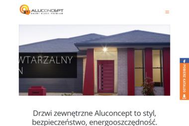 Aluconcept - Drzwi Kraków