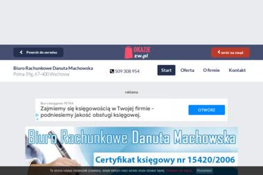 Biuro Rachunkowe Danuta Machowska - Analiza Ekonomiczna Wschowa