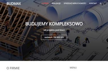 Budmax - Posadzki Konopiska