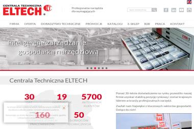 Centrala Techniczna ELTECH Sp. z o. - Narzędzia Świdnica