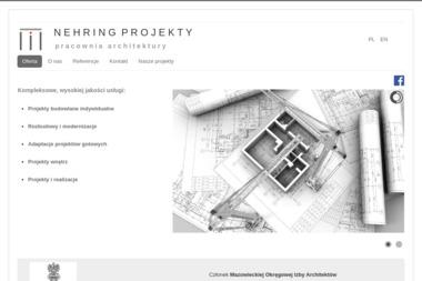 Nehring Projekty - Firmy inżynieryjne Józefów