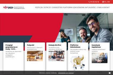 Polska Fundacja Przedsiębiorczości - Kredyt dla firm Szczecin