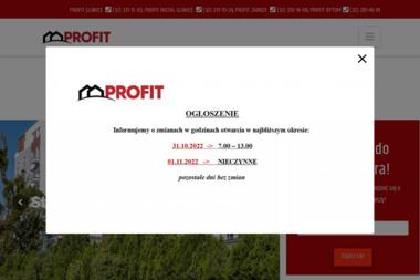 """PHU """"PROFIT"""" Spółka Jawna Ryszard Kentzer, Andrzej Czarnota - Kostka betonowa Gliwice"""