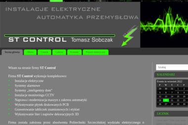 ST Control Tomasz Sobczak - Programista Gdynia