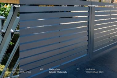 AR-INOX - Balustrady Wewnętrzne Racibórz