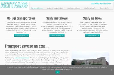 ARTTRANS MariuszSarna - Usługi Przeprowadzkowe Ceranów