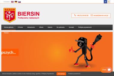 BSN BIERSIN - Oświetlenie LED Bierutów