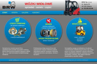 BRW Sp. z o.o. - Wózki widłowe Gliwice