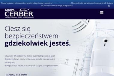 """""""Cerber Service Security"""" Sp. z o.o. - Alarmy Częstochowa"""