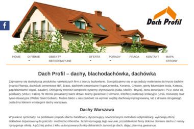Dach Profil Sp. z o.o. - Pokrycia dachowe Raszyn
