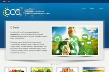 Europejskie Centrum Gospodarcze - Biomasa Głowno