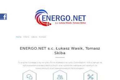 ENERGO.NET s.c. - Alarmy Jelcz-Laskowice
