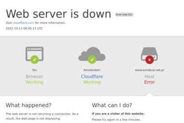 Eurobud Max Piotr Stach, Marzena Igielska-Stach - Okna z PCV Lisia Góra