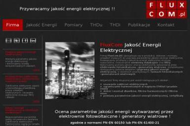 FluxCom Jakość Energii Elektrycznej - Ekologiczne Źródła Energii Koszęcin