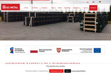 GC METAL Sp. z o.o. - Słupki Ogrodzeniowe Metalowe Poznań