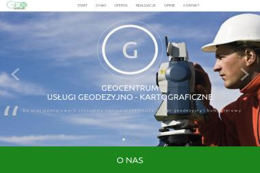 GEOCENTRUM Usługi Geodezyjno-Kartograficzne - Geodeta Tychy
