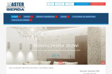Master-Bud sp.zo.o. Regionalny Dystrybutor Gerda - Okna Dachowe Fakro Lublin