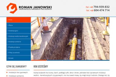 Zakład Instalacji Sanitarnych i Sieci Gazowych - Instalacje Wodno-kanalizacyjne Radom