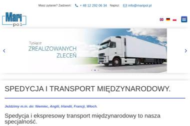 Maripol Sp z o.o. - Transport samochodów Kraków