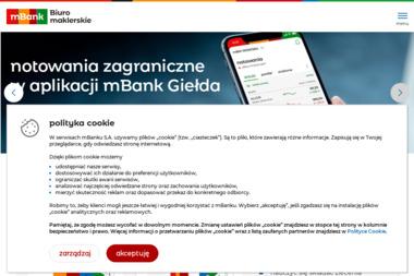 MDM.pl - Usługi maklerskie Warszawa
