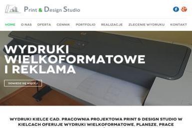 Print & Design Studio s.c. - Projekty domów Kielce