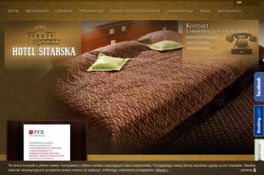 Hotel i restauracja Sitarska - Gastronomia Biłgoraj