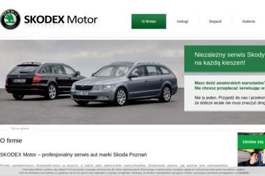 Skodex Motor - Serwis motoryzacyjny Poznań