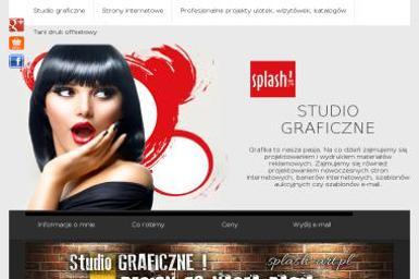 Splash-art Magdalena Mazur - Naklejki Szczecin
