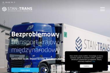 Stan-Trans Wojciech Staniek - Transport Drogowy Kraków