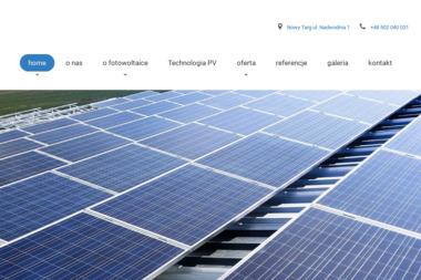 SYSTEM PV bis - Fotowoltaika Nowy Targ