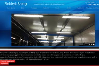 Intel - Kraft Sebastian Krawczyk - Alarmy Brzeg