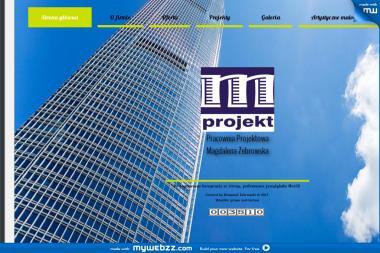 """""""M Projekt"""" Pracownia Projektowa Magdalena Żebrowska - Projekty domów Szczecin"""