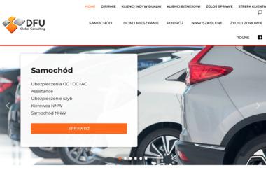 DFU GLOBAL CONSULTING - Ubezpieczenie firmy Kraków