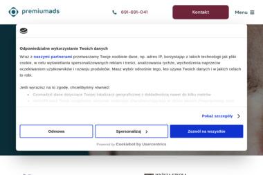 PremiumADS - Pozycjonowanie stron Gdynia