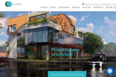 TWOIarchitekci Michalina Kluger Marcin Chmurczyk S.C. - Projekty Domów Ornontowice