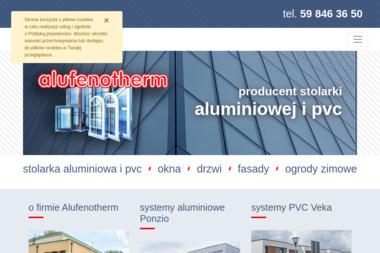 ALUFENOTHERM Sp.z o.o. - Okna aluminiowe Potęgowo