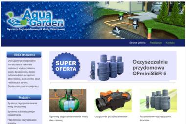 AquaGarden - Wiercenie Studni Głębinowej Legionowo